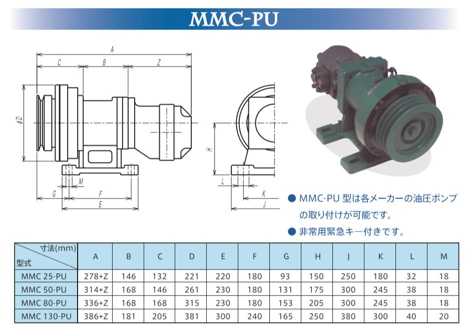 MMC-PU